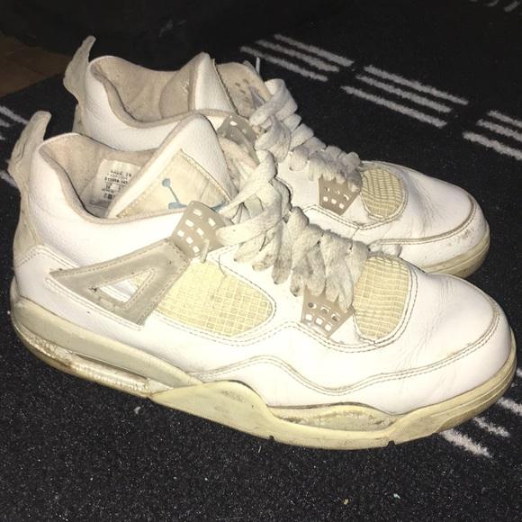 Jordan Shoes | Jordan 4s All White